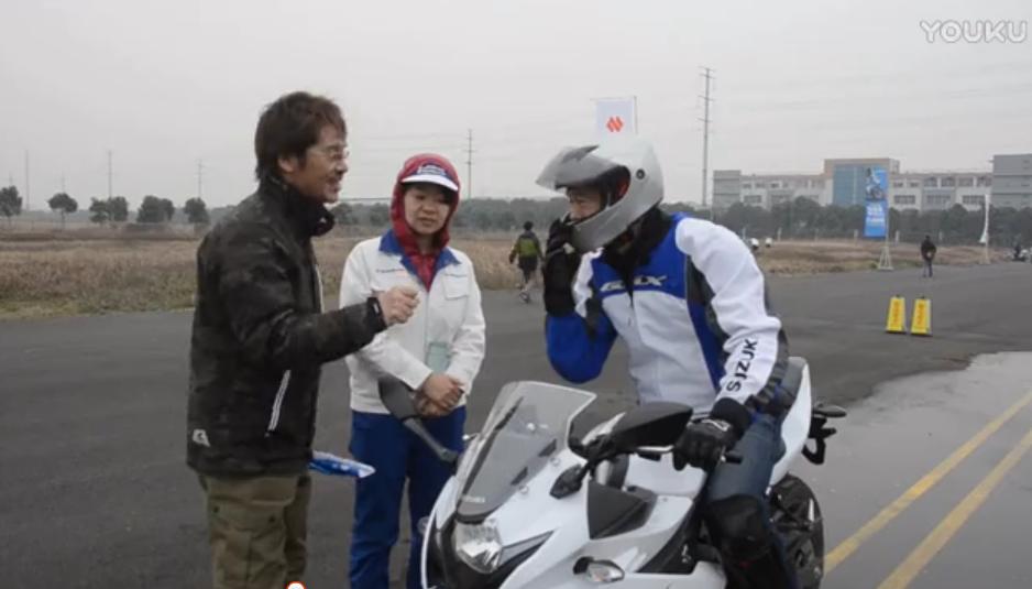 铃木GSX250R ABS版本 拍照老爹驾驶体验视频