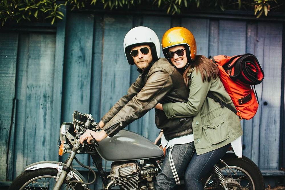 不要以为骑摩托车就不被拍违章 教你认识这