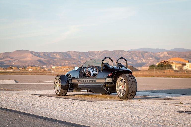 价格堪比奔驰超跑的美式三轮