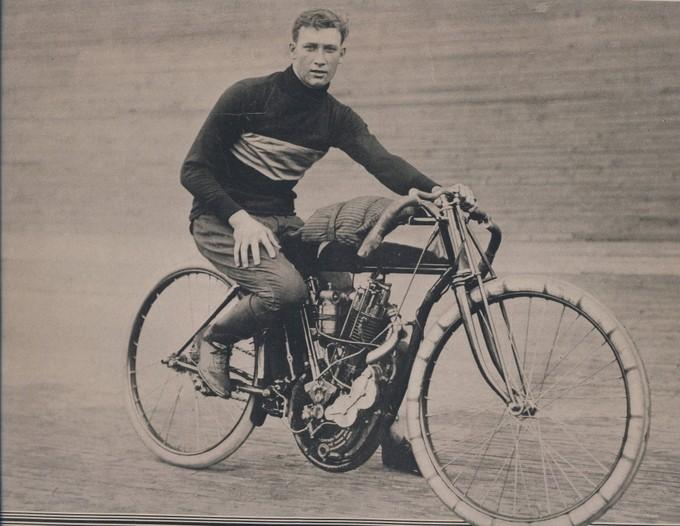 美国最古老的摩托车品牌——印第安