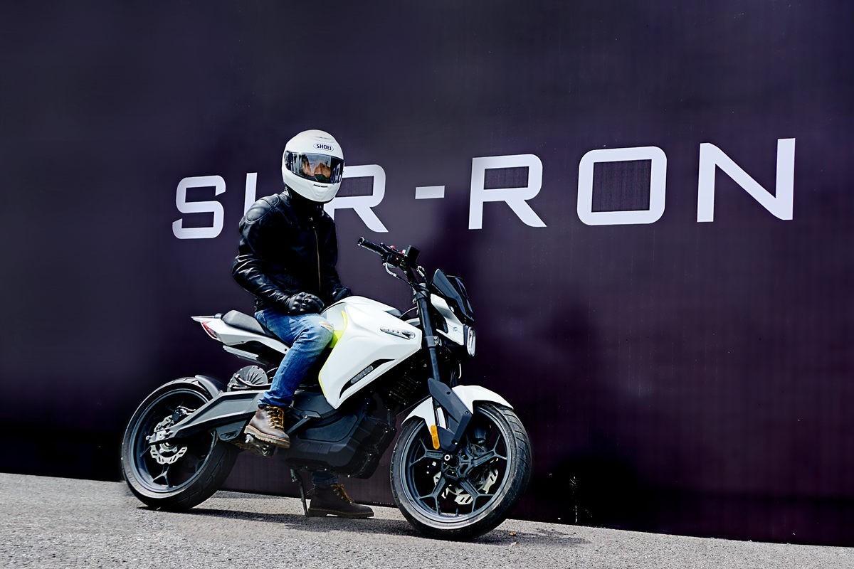 极速120KM,国产电动摩托车破纪录曝光