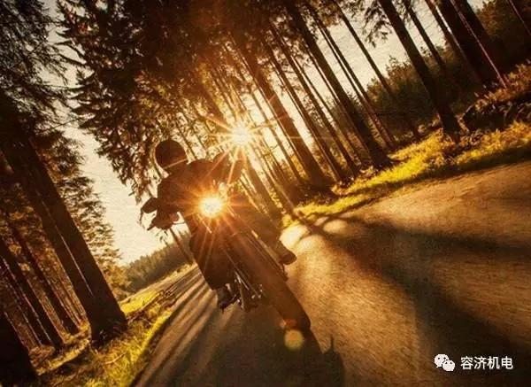 【必藏】摩托车灯的电路原理和改装知识