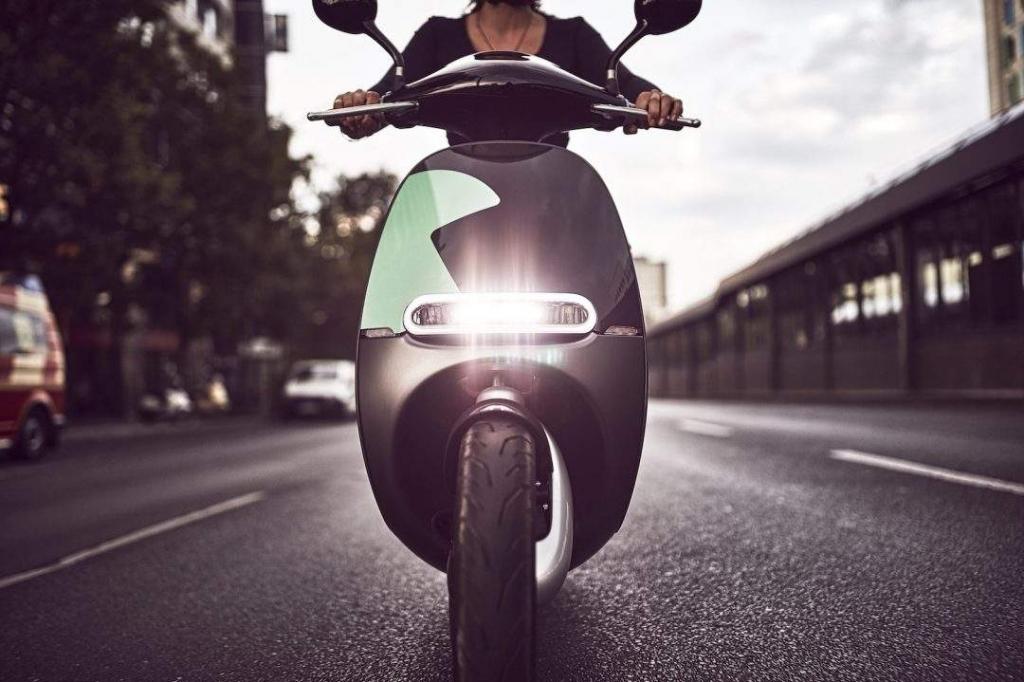 摩拜小黄的劲敌来了 德国博世推出电动摩托共享服务