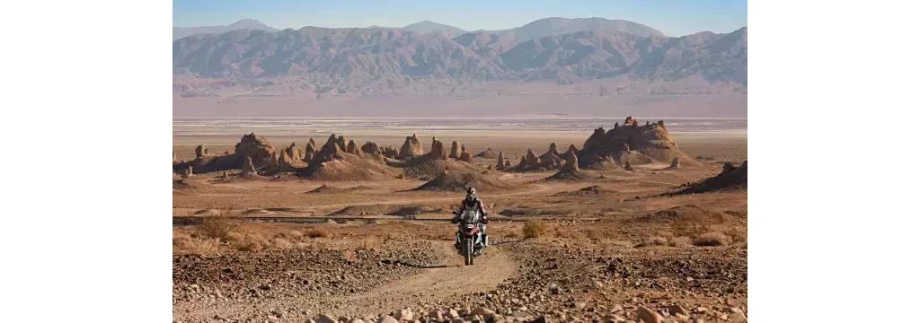 盘点宝马摩托车上的探险家