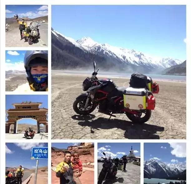 【微投稿】CFMOTO是我的骑行选择,摩旅是我的生活方式!