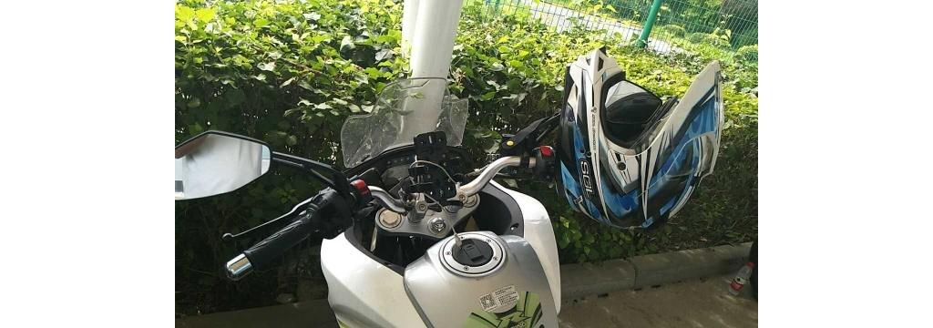 摩托车亏电不求人,左老师告诉你一个小技巧
