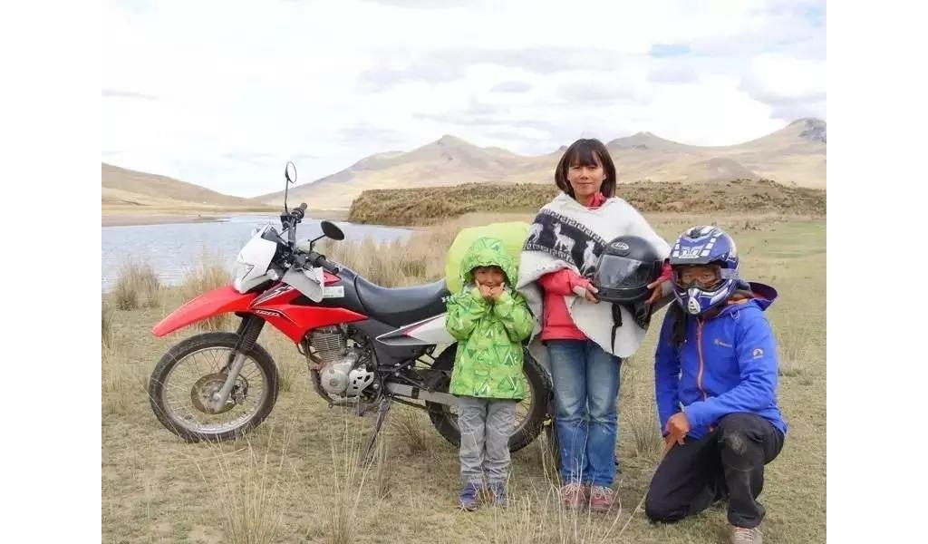 有钱不买房,中国夫妻用160天,带4岁孩子走遍南北极