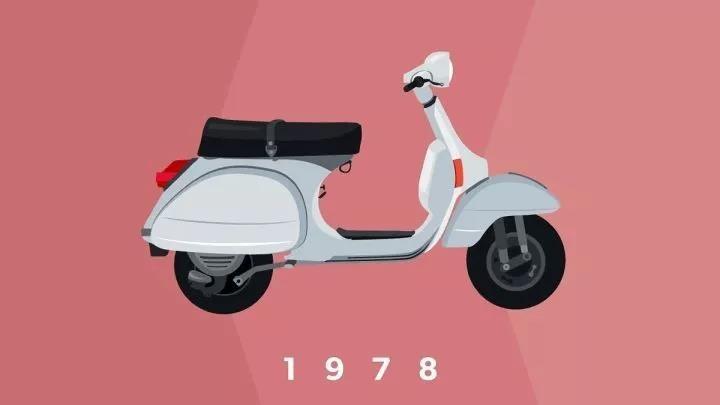 如果让Vespa来造跨骑车?