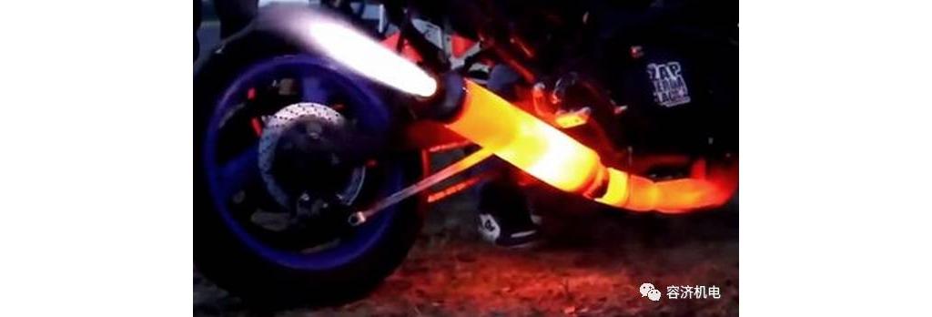 摩托车必改排气,但改改外观也大有学问