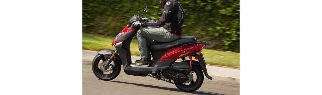 学会这几招,踏板摩托车更省油
