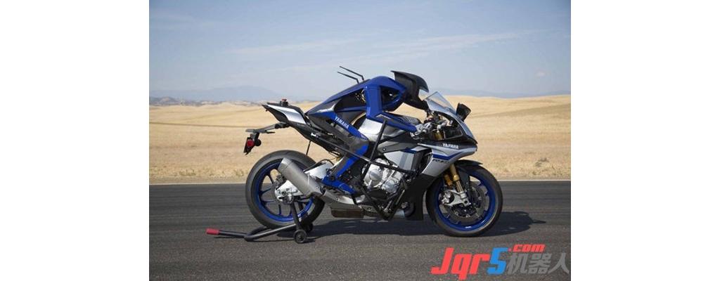 雅马哈进化版机器人摩托车手:独自驾驶 时速200公里