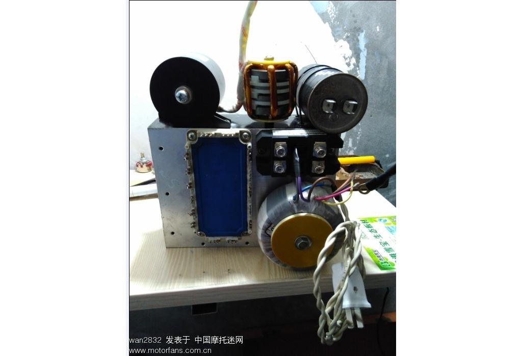 改装必备工具——自制IGBT逆变焊机