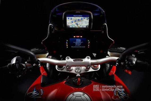 MV Agusta Turismo Veloce RC摩托车限量登場