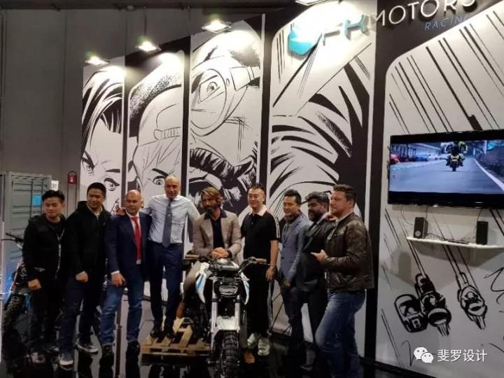 中国摩托车工业重磅消息FK+MV;CRC+FRONT的格局-打造最强体系