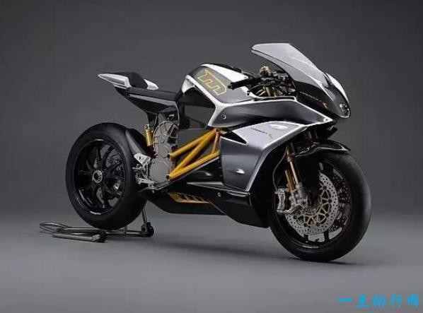 告别排气管 运动摩托变身电动车