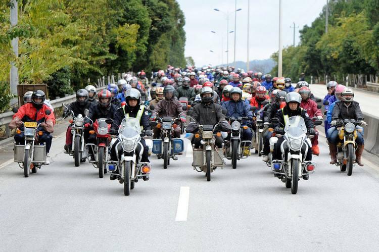 中国十大摩托车品牌,你都知道吗?