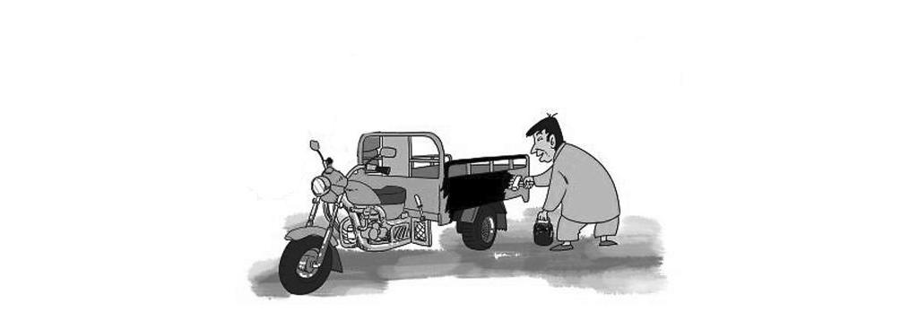 报告称正三轮摩托车行业企业普遍存在违规行为