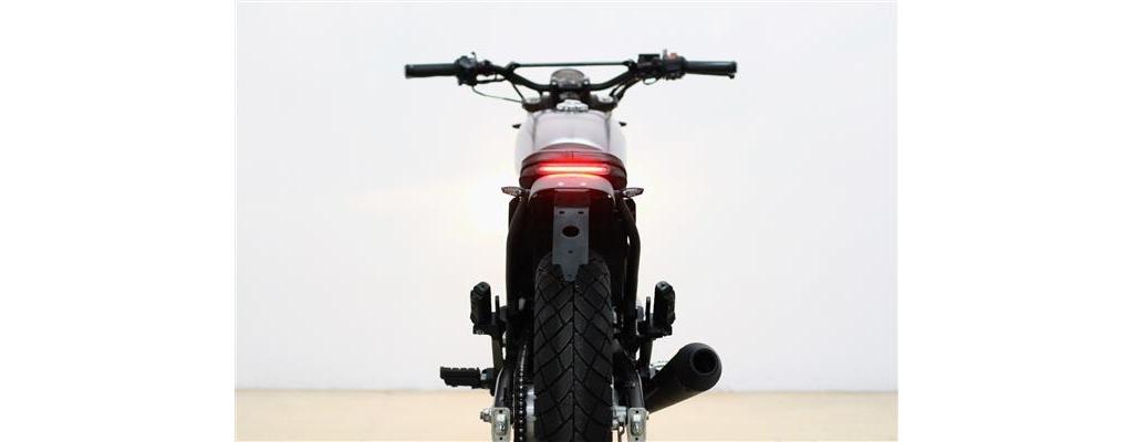 摩托车公司3D打印定制摩托车 每台节省成本约15700元