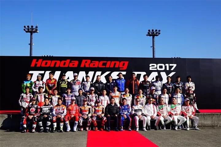 这才是真正的冠军底蕴!Honda赛车感谢日活动现场报道!