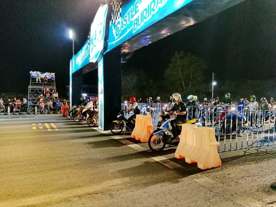 亚洲锦标赛泰国站:全民参与的直线加速赛