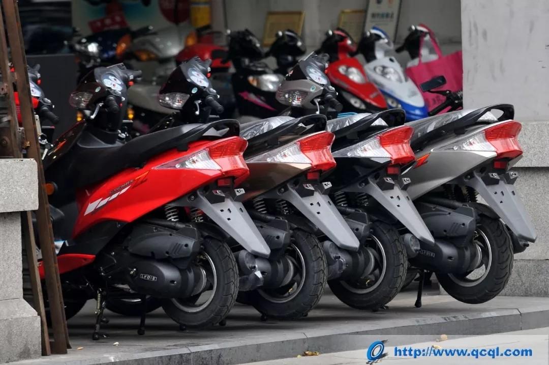 老观点:应该对摩托车驾驶证准驾车型作重新