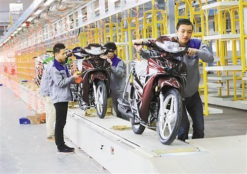 【统计数据】2017年11月摩托车生产企业出口情况简析