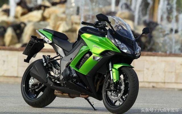 你知道一辆摩托车都是由那些系统构成的吗?