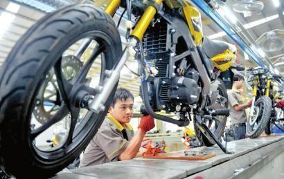 【统计数据】2017年摩托车工业经济运行情况简析