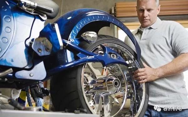 摩托车各种怪响、异响诊断检测修复