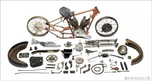 """子承父业的摩托车品牌""""超级布拉夫摩托车"""""""