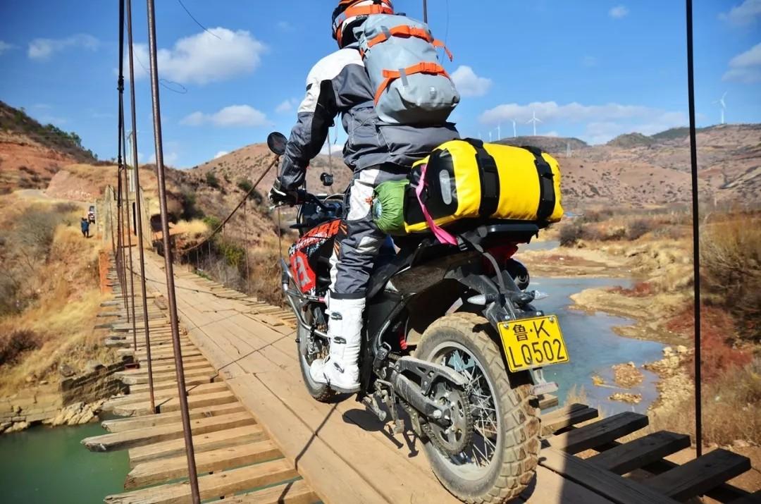 Terra ADV探险摩旅——心存阳光,我们飞向泸沽湖【骑遇西南DAY4