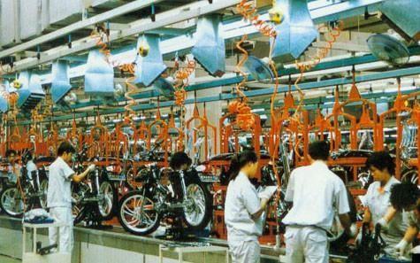 1月我国摩托车产量同比增长20%