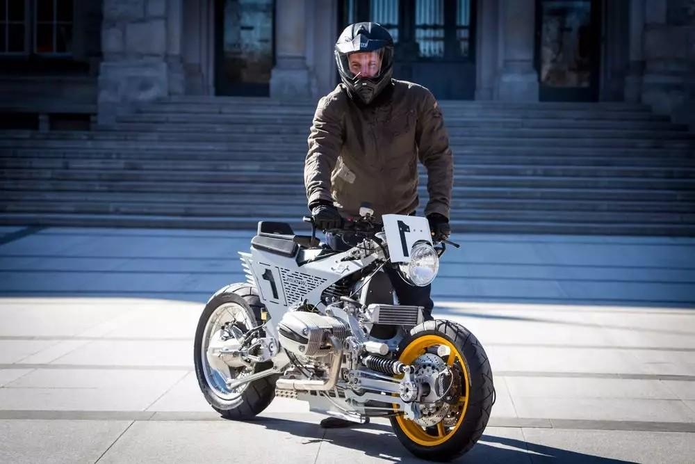 轮毂转向自己造,波兰的另类定制摩托车