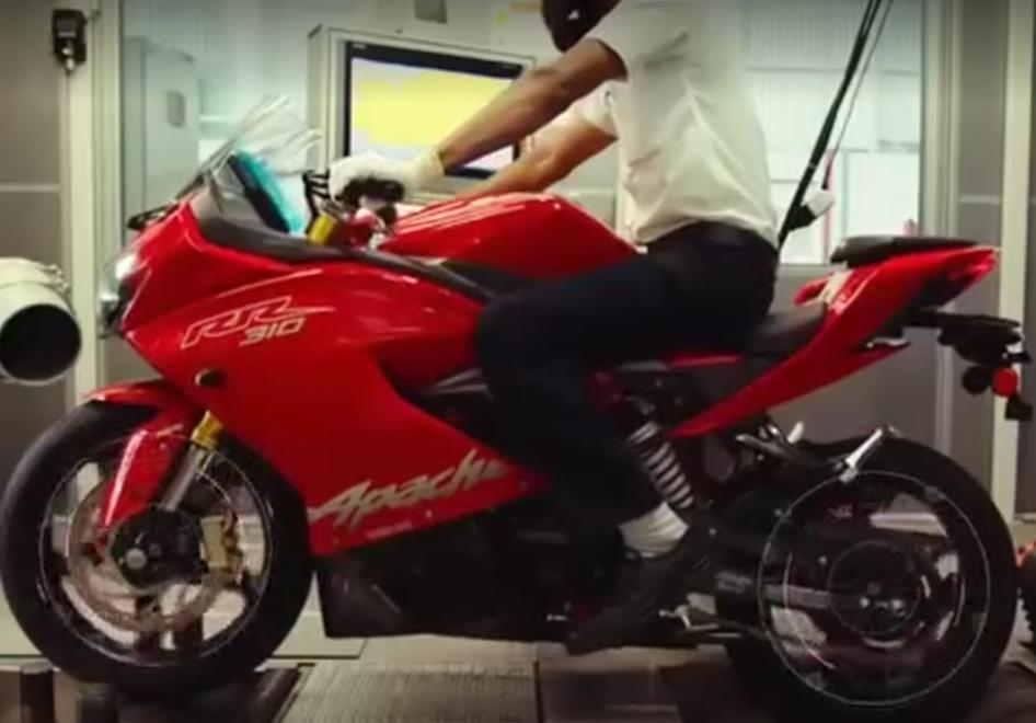 [视频]进口车就是好?围观印度摩托车生产全