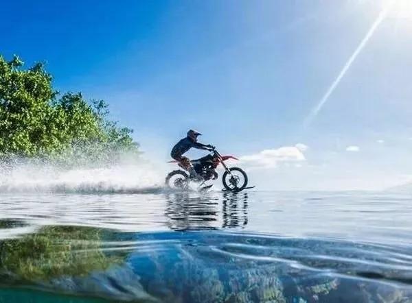关于摩托车的几个奇葩世界纪录,你知道多少
