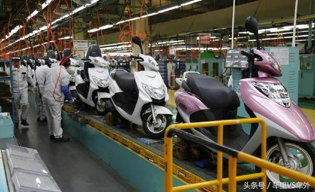 一年出口750万辆摩托车,国产摩托都去哪了
