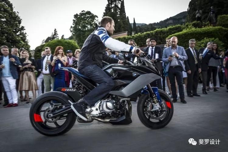 BMW 发布未来旅行概念9cento 炫酷