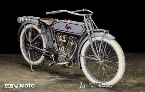 股价75万100年前的公升级摩托车长什么样?