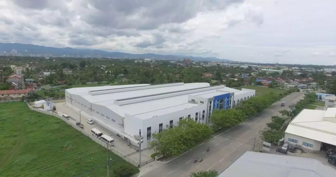 新工厂开业,力帆菲律宾迎来新前