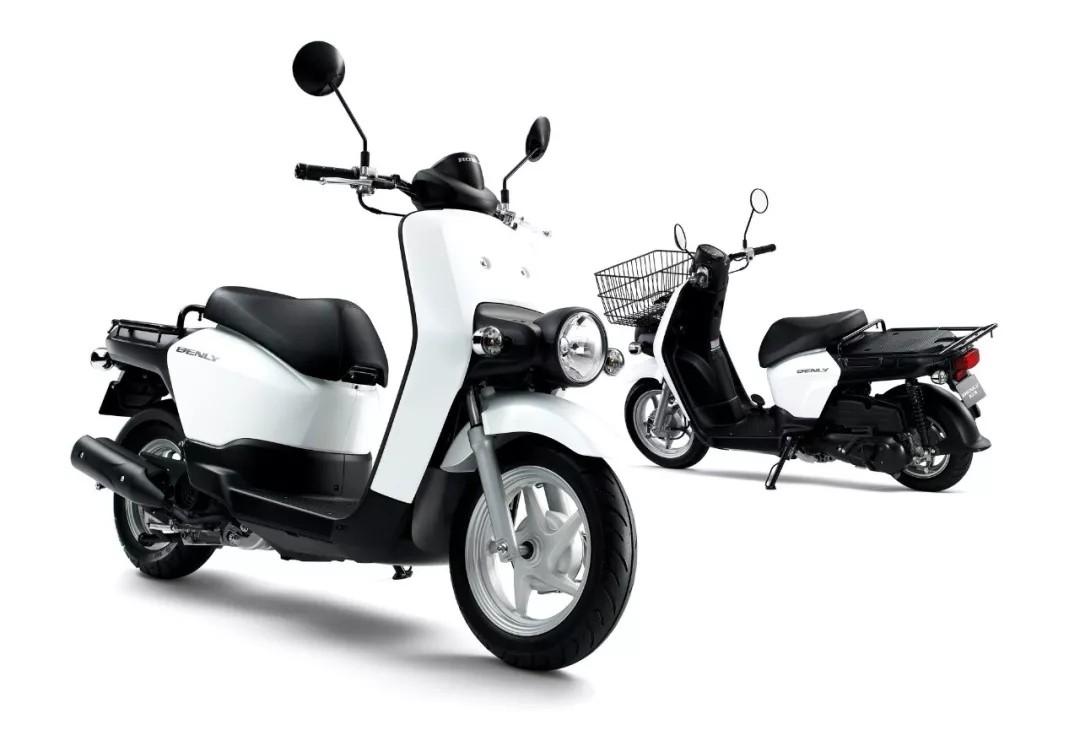 Honda 在日本召回由中国工厂生产的 Benly 系列