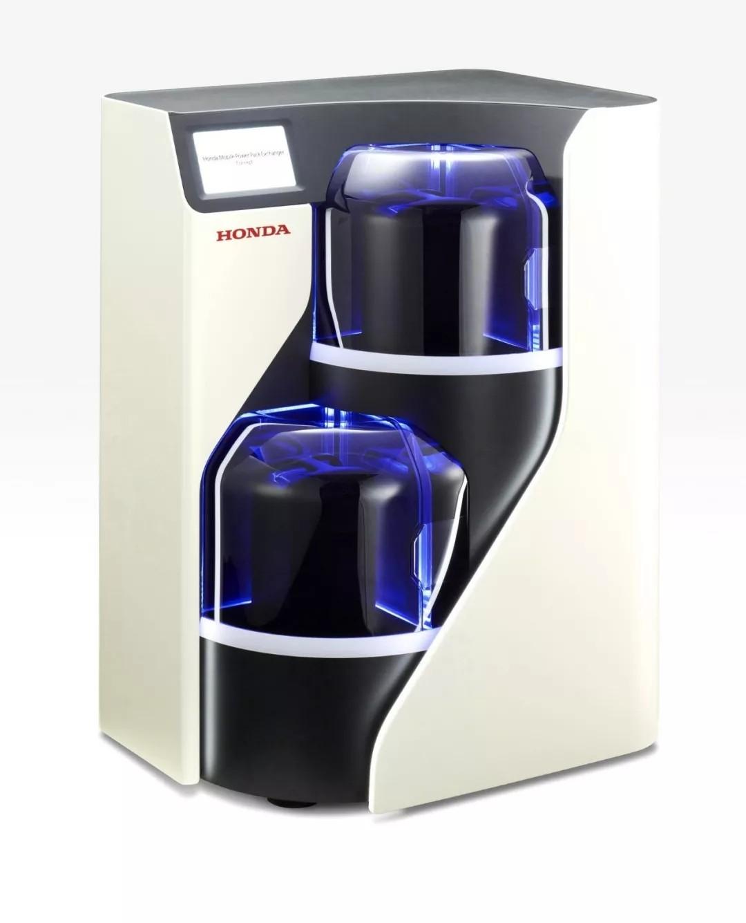 Honda 宣布与松下合作、启动对电动摩托用电池的研究
