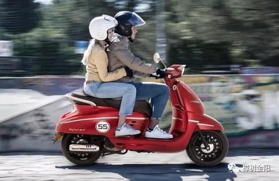标致摩托:只有骑上它,你才能感觉到它与日系车的差异所在!