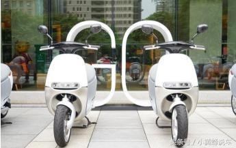 台湾Gogoro 智能电动车,电动车行业的匠心之作!