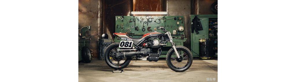 这款摩托车敢以赛道命名 它绝对是狠角色