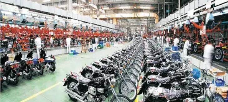2018年1-7月中国摩托车企业出口前十排行榜