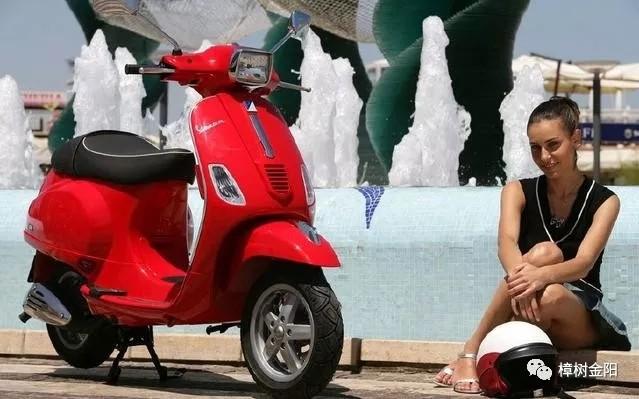 踏板摩托车常用常新的六种维护方法