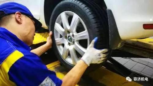 车子轮胎噪音太大了,怎么办?