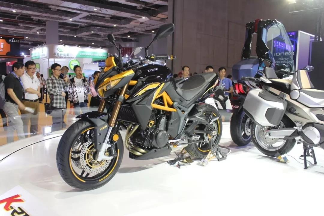 光阳K-rider400双缸街车、贝纳利幼狮250上市可期