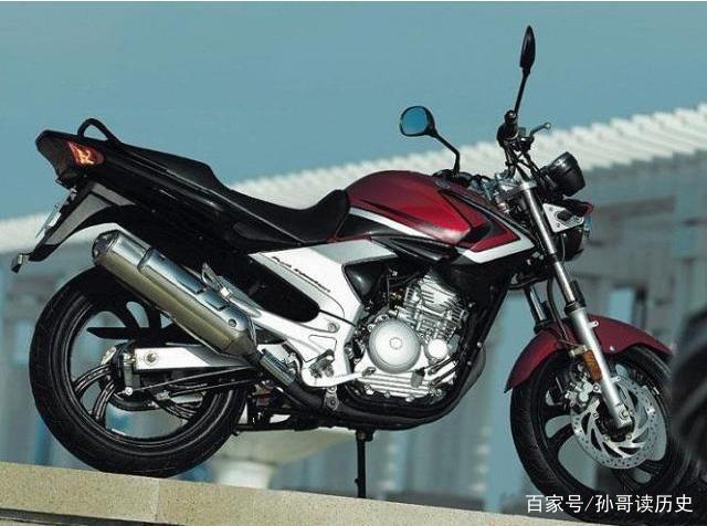 日本三大摩托品牌,开不坏的本田,追不上的