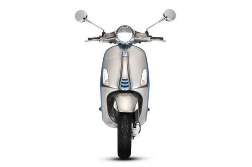 首款电动小型摩托车Vespa即将上市 要卖5万元